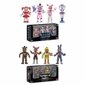 "Five Nights at Freddy's Nightmare and Sister Location 2"" Vinyl Figure Complete Set (2) by Funko"