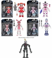 "Five Nights at Freddy's - Sister Location 5"" Articulated Action Figures Set (4)"