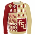 Florida State Ugly College Sweater BusyBlock