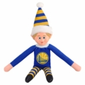 Forever Collectibles NBA Golden State Warriors Team Elf