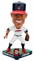 Francisco Lindor (Cleveland Indians) 2017 MLB Caricature Bobble Head by Forever Collectibles