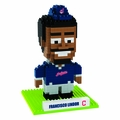 Francisco Lindor (Cleveland Indians) MLB 3D Player BRXLZ Puzzle By Forever Collectibles