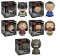 Funko Dorbz Batman v Superman Complete Set 5