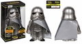 Star Wars Cold Steel Captain Phasma Hikari Sofubi Funko Vinyl Figure
