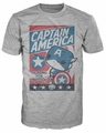Funko POP! Tees: Captain America - Fighting For Freedom