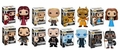 Game Of Thrones Funko Pop! Complete Set (8)