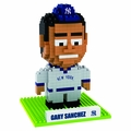 Gary Sanchez (New York Yankees) MLB 3D Player BRXLZ Puzzle By Forever Collectibles