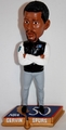 George Gervin (San Antonio Spurs) NBA 50 Greatest Players Bobble Head Forever