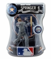 "George Springer (Houston Astros) 2017 World Series Champs Limited Edition MLB 6"" Figure #/3600"