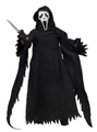 Ghost Face (Scream) Clothed Retro Style Action Figure NECA