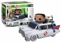 Winston Zeddmore and Ecto 1 (Ghostbusters) Funko Pop! Vinyl Figure