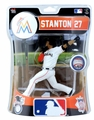 "Giancarlo Stanton (Miami Marlins) 2017 MLB 6"" Figure Imports Dragon"