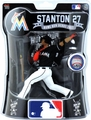 "Giancarlo Stanton (Miami Marlins) All-Star Game Exclusive  2017 MLB 6"" Figure Imports Dragon #/2000"