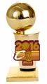 Cleveland Cavaliers 2016 NBA Champions Trophy Paperweight