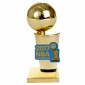 Golden State Warriors 2017 NBA Champions Trophy Paperweight