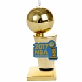 Golden State Warriors 2017 NBA Championship Trophy Ornament