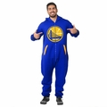 Golden State Warriors Adult One-Piece NBA Klew Suit