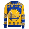 Golden State Warriors Big Logo NBA Ugly Sweater