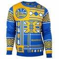 Golden State Warriors NBA Patches Ugly Sweater by Klew