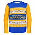 Golden State Warriors NBA Ugly Sweater Wordmark