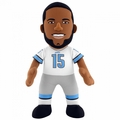 "Golden Tate (Detroit Lions) 10"" NFL Player Plush Bleacher Creatures"
