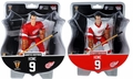 "Gordie Howe (Detroit Red Wings) PLUS Exclusive 2017-18 NHL Legend 6"" Figure Imports Dragon Combo (2)"