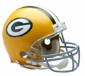 Green Bay Packers (1961-79) Riddell NFL Throwback Mini Helmet