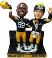 Green Bay Packers 1996 Super Bowl Championship Commemorative NFL Bobblehead Exclusives