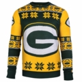 Green Bay Packers Big Logo NFL Ugly Sweater