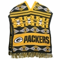 Green Bay Packers NFL Poncho