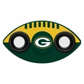 Green Bay Packers NFL Team Football Spinner