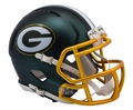 Green Bay Packers Riddell Blaze Alternate Speed Mini Helmet