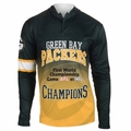 Green Bay Packers Super Bowl I Champions Poly Hoody Tee