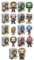 Guardians of the Galaxy Vol. 2 Complete Set (9) Funko Pop!