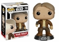 Han Solo (Star Wars: Episode VII The Force Awakens) Funko Pop! Series 2