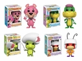 Hanna-Barbera Series 3: Complete Set (4) Funko Pop!