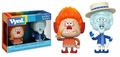 Heat Miser & Snow Miser (The Year Without a Santa Claus!) Vynl. by Funko