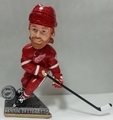 Henrik Zetterberg (Detroit Red Wings) 2015 Springy Logo Action Bobble Head Forever Collectibles