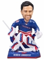 Henrik Lundqvist (New York Rangers) 2016 NHL Nation Bobblehead Forever Collectibles