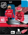 Henrik Zetterberg (Detroit Red Wings) NHL OYO Minifigure