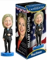 Hillary Clinton 2016 Presidential Candidate Bobblehead by Royal Bobbles