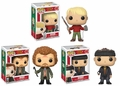 Home Alone Complete Set (3) Funko Pop!