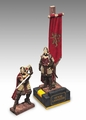 House Lannister Banner Pack (HBO's Game of Thrones) McFarlane Construction Sets