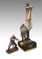 House Stark Banner Pack (HBO's Game of Thrones) McFarlane Construction Sets