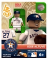Houston Astros OYO Minifigures