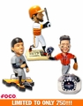 Altuve/Correa/Springer Houston Astros World Series Champs Exclusive Bobblehead Set (3) #750