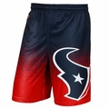 Houston Texans NFL 2016 Gradient Polyester Shorts By Forever Collectibles