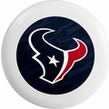 Houston Texans NFL High End Flying Discs By Forever Collectibles