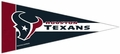 Houston Texans NFL Mini Pennant