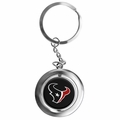 Houston Texans NFL Spinner Keychain